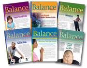 Balanced Living Bulletin