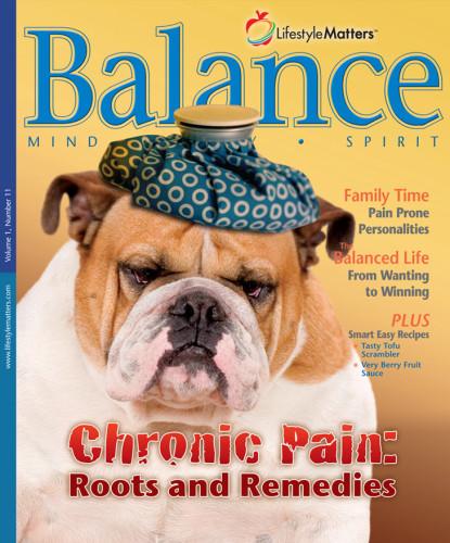 Y-995 Balance Magazine BH