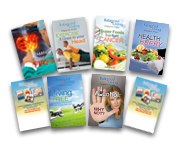 Balanced Living Health Tracts - 2 3/4 x 4 1/4 50/per pack