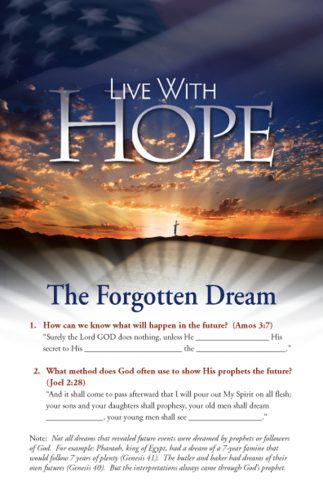 Live with HOPE Bible Study Guides